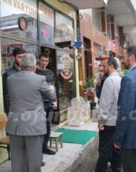 Saadet Trabzon Adaylarından Of Çıkarması