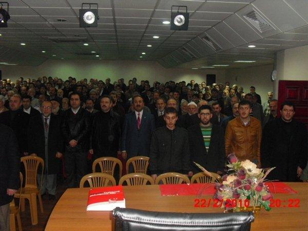 Saadet Türkiye Konferansı 23.02.2010