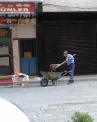 Alimler Şehrinin Sokaklarında Çöp Olmaz!