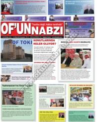 Of'un Nabzı Gazetesi 66. Sayısı