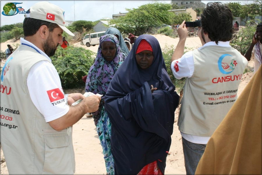 Somali'den ibretlik görüntüler 4