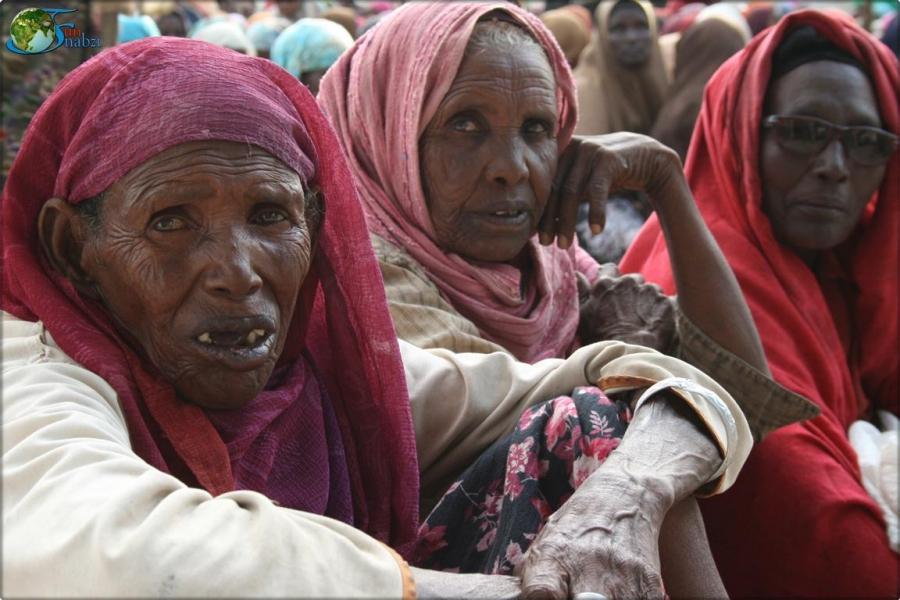 Somali'den ibretlik görüntüler 5