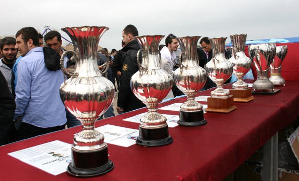 Ziraat Türkiye Kupası kutlamaları