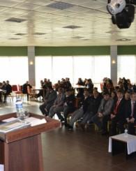 Cevdet Saral Öğrencilere Seslendi