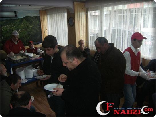 Aydınöz 'de muhteşem kongre