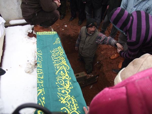 Balaban yangınında ölen kardeşler toprağa verildi