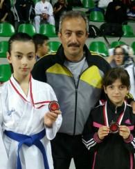 Of Karate Takımından İlk Uluslararası Madalya