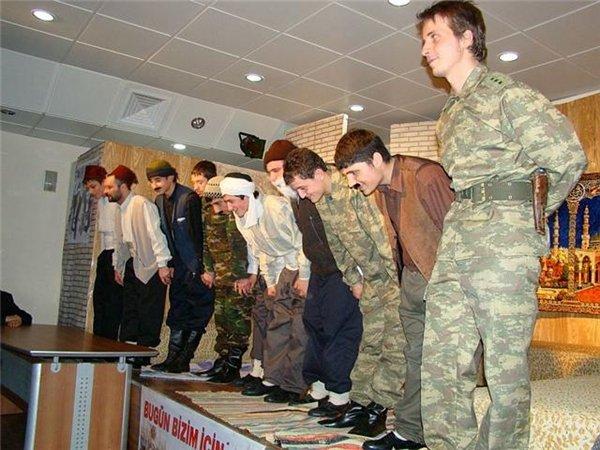 AGD Çanakkale Şehitlerini Anma Gecesi 18 Mart 2010