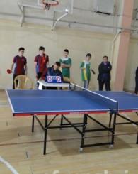 Of'ta Okul Spor Oyunları Coşkusu