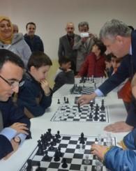 Okullar Arası Satranç Turnuvası-2015