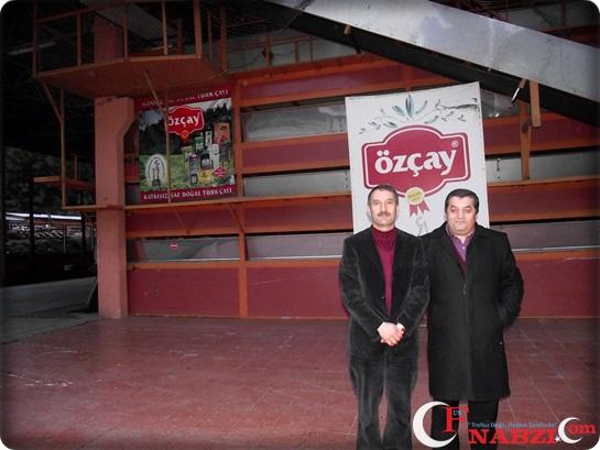 Özçay'da yaptığımız röportaj Ocak 2012