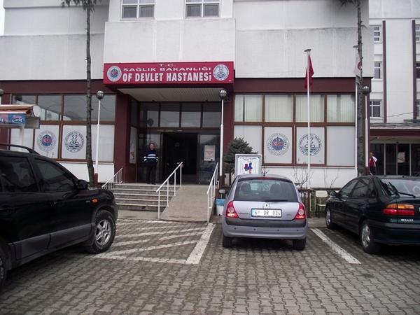 Of Devlet Hastanesi'nde büyük değişim!