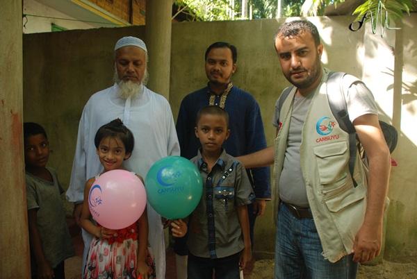 Arakan Müslümanlarına Yardım, Kardeşeli-Cansuyu-12