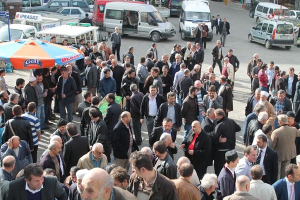 Mustafa Sabri Şişik son yolculuğuna uğurlandı