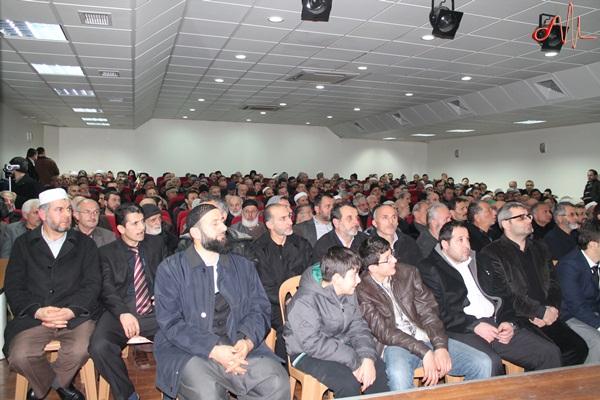İmanın Coştuğu Şehir Gazze konferansı