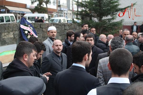Of TSO Başkanı Erdal SARAL'ın acı günü