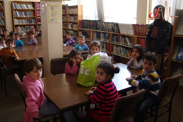 49. Kütüphane Haftası Etkinliği
