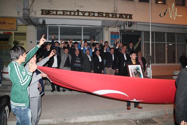 2013 Alparslan Türkeş'i anma programı