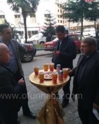 Galeri Özgenç'in Of Şubesi Hizmete Açıldı