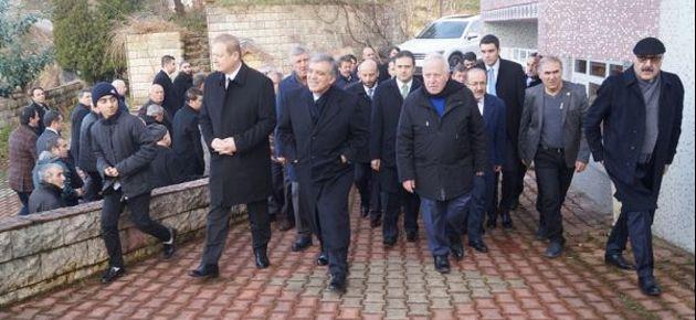 11. Cumhurbaşkanı Abdullah Gül'ün Of Ziyareti