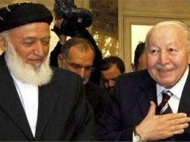 Afganistan eski Devlet Başkanı Prof. Dr. Burhanettin Rabbani şehit edildi!