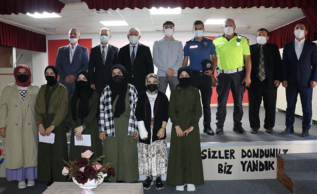 Gaziler Günü Of'ta kutlandı