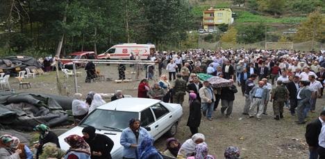 Trabzon'da feci ölüm!