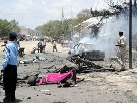 Somali'de patlama: 65 ölü