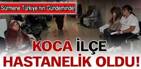 Sürmene Türkiye'nin Gündeminde!