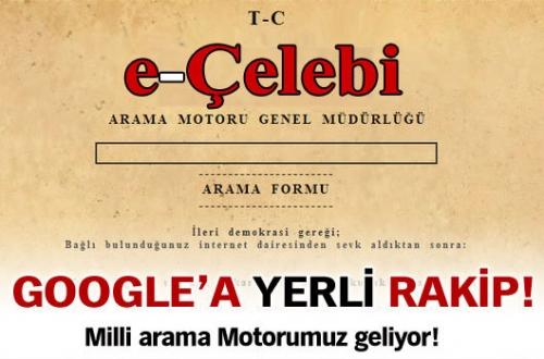 Google'a Türk rakip!