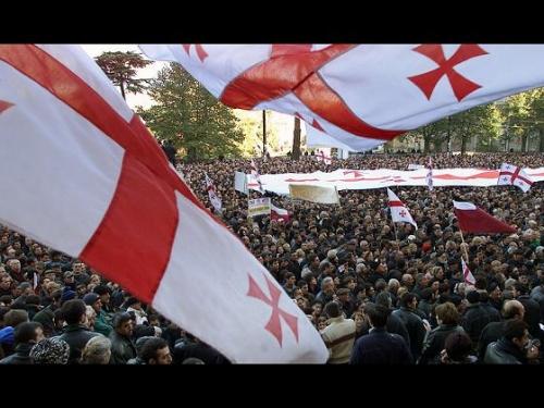 Gürcistan'da Türk'lerin özgürlüğü 20 bin Lari