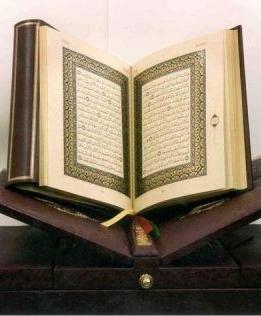 Cami yandı ama Kur'an sapasağlam!