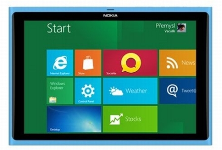Nokia'dan Windows 8'li tablet geliyor