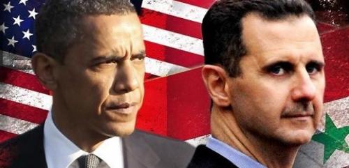 Obama Suriye'ye müdahele şartını açıkladı