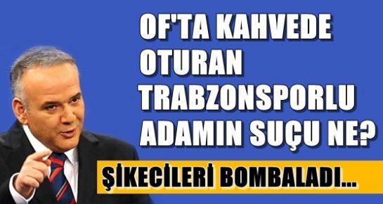 Ahmet Çakar Bombaladı