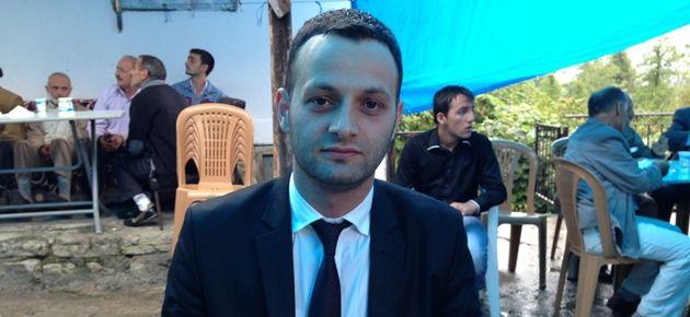 Ali Yavuz Çelebi dünya evine girdi