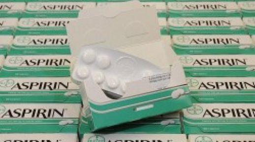 Aspirini bilinçsiz kullanmak tehlikeli