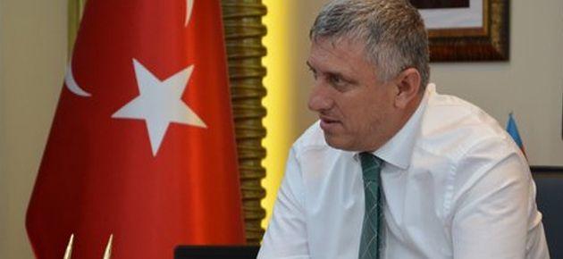 Başkan Sarıalioğlu'ndan Çanakkale Mesajı