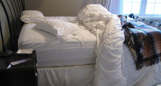 Bilim İnsanları Uyarıyor: Yatağınızı Toplamayın