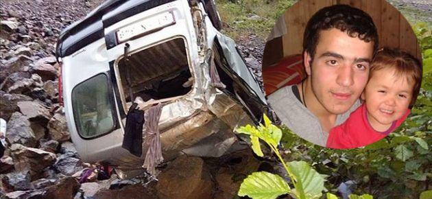 Çaykara´da Trafik Kazası: 1 Ölü,...
