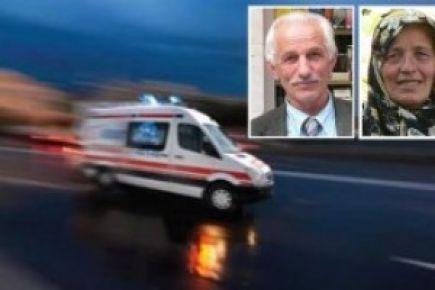 Cumapazarı'nda Trafik Kazası