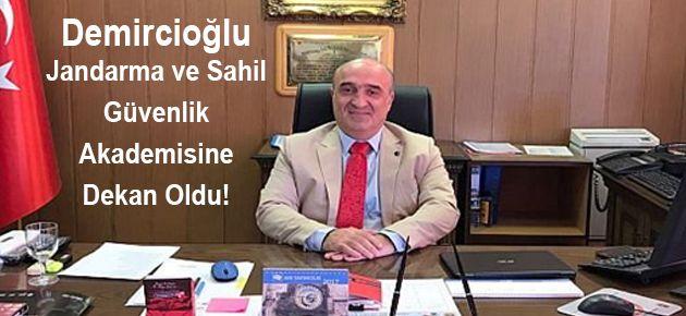 Demircioğlu JSGA'ne Dekan Oldu!