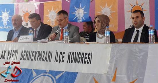 Dernekpazarı AKP'de '3. Usta' dönemi