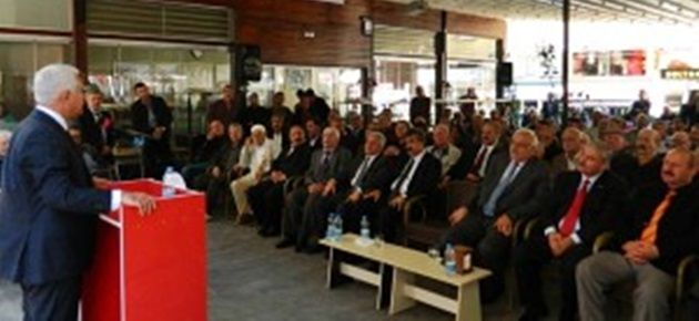 Dursun Ali Sevinç MHP'den aday adayı!