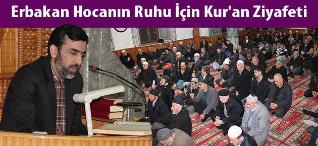 Erbakan Hocanın Ruhu İçin Kur'an...