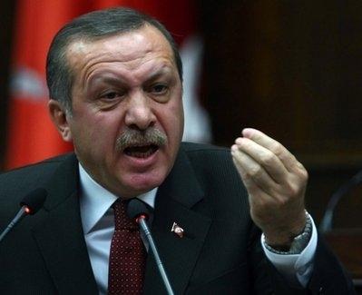 """Erdoğan: """"T.C.'nin"""" kaldırılmasından haberim yok!"""