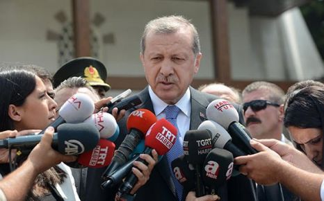 Erdoğan, erken seçim için tarih verdi