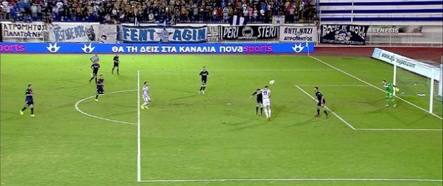 Fenerbahçe, Atromitos'u 1-0 Yendi
