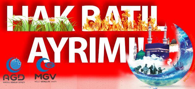 HAK BATIL AYRIMI!