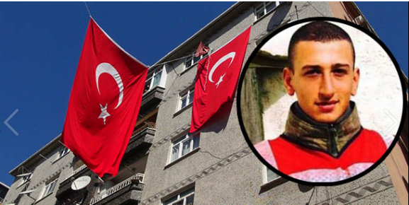 Hayratlı Mustafa Özel şehit oldu